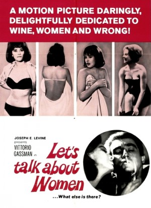 Se permettete parliamo di donne / Let's Talk About Women (1964) DVD9