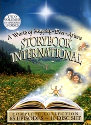 Storybook International (1983 – 1984) 10 x DVD Complete Collection