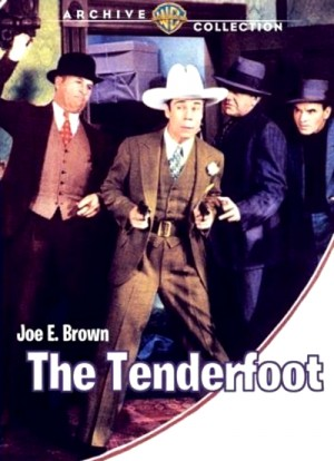 The Tenderfoot (1932) DVD5