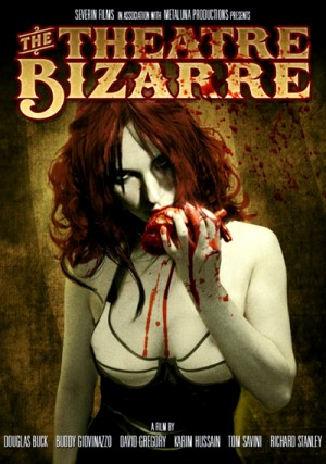 The Theatre Bizarre (2011) DVD9