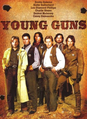 Young Guns (1988) DVD9 Special Edition