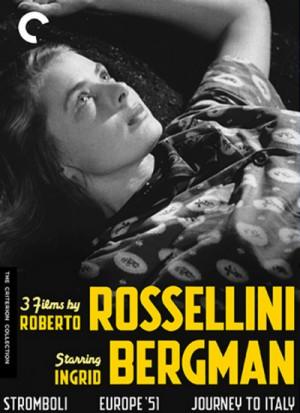 3 Films By Roberto Rossellini Starring Ingrid Bergman