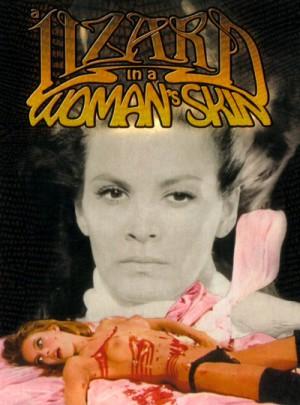 """A Lizard in a Woman's Skin / Una lucertola con la pelle di donna (1971) 2 x DVD9 Shorter US Theatrical version (""""Schizoid"""") and Uncut Italian version"""
