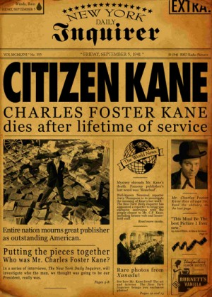 Citizen Kane (1941) Full Blu-ray