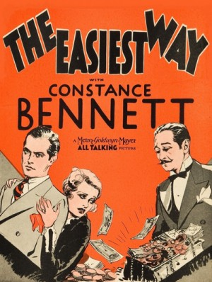 The Easiest Way (1931) DVD5