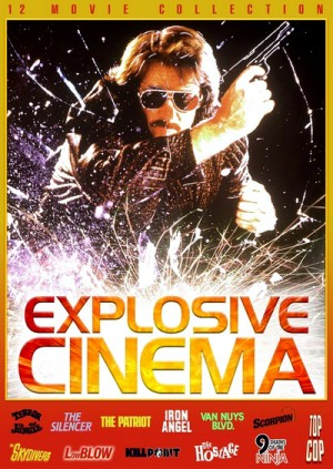 Explosive Cinema 12 Movie Collection