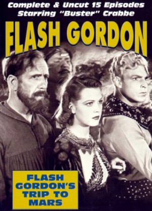 Flash Gordon's Trip to Mars (1938) 2 x DVD9