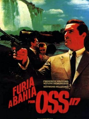 Furia a Bahia pour OSS 117 / OSS 117: Mission for a Killer (1965) DVD9