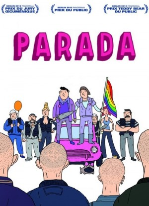 Parada / The Parade (2011) DVD5