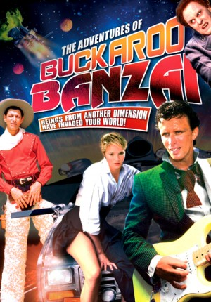 The Adventures of Buckaroo Banzai Across the 8th Dimension (1984) DVD9 Special Edition: Theatrical and Extended versions