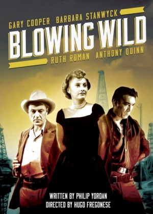 Blowing Wild (1953) Blu-Ray