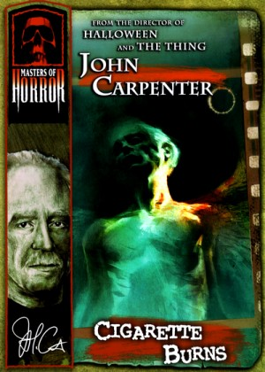 Masters Of Horror: John Carpenter's Cigarette Burns (2005) DVD9