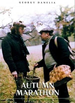 Autumn Marathon / A Sad Comedy / Osenniy marafon / Осенний марафон (1979) DVD9 RUSCICO