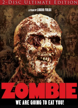 Zombi / Island of the Flesh-Eaters / Zombie 2: The Dead are Among Us / Island of the Living Dead (1979) Blue Underground 2 Disc Ultimate Edition
