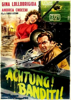 Achtung! Banditi! / Attention! Bandits! (1951) DVD9
