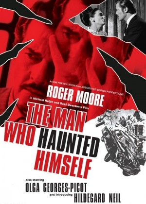 The Man Who Haunted Himself (1970) Blu-Ray