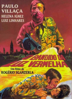 O Bandido da Luz Vermelha / The Red Light Bandit (1968) DVD9