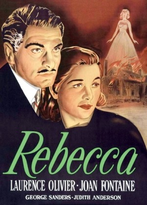 Rebecca (1940) DVD9 + DVD5 Criterion Collection