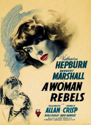 A Woman Rebels 1936