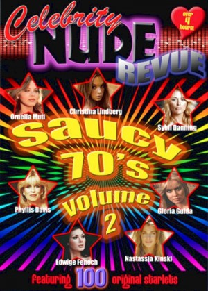 Celebrity Nude Revue, The Saucy 70's Volume 2 (1970 - 1979) DVD9