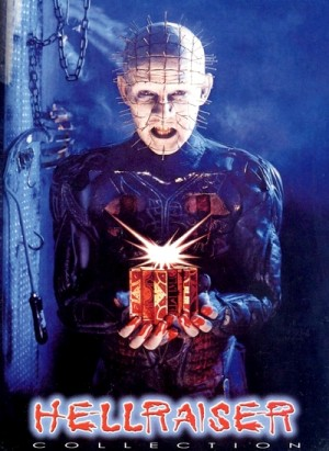 Hellraiser - Ultimate Collection Box Set (4 Discs) (Anchor Bay)