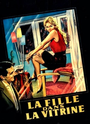 La ragazza in vetrina / La fille dans la vitrine / Girl in the Window (1961) DVD9