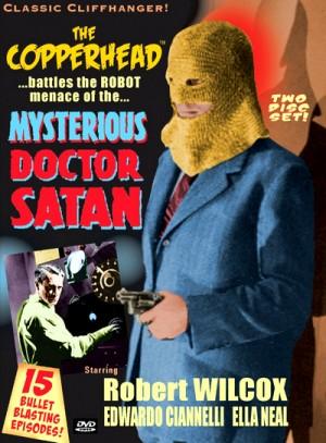 Mysterious Doctor Satan 1940