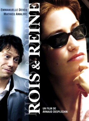 Rois et reine / Kings and Queen (2004) DVD9
