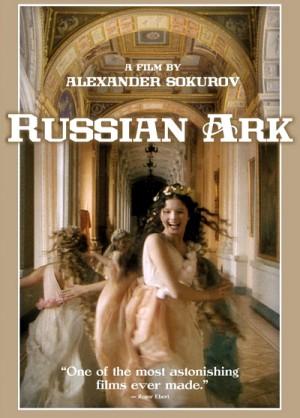 Russian Ark / Russkiy kovcheg / Русский ковчег (2002) Blu-Ray