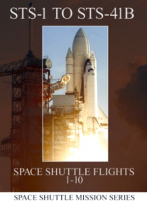 Spacecraft Films: Space Shuttle: STS-1 to STS-41-B 10 x DVD