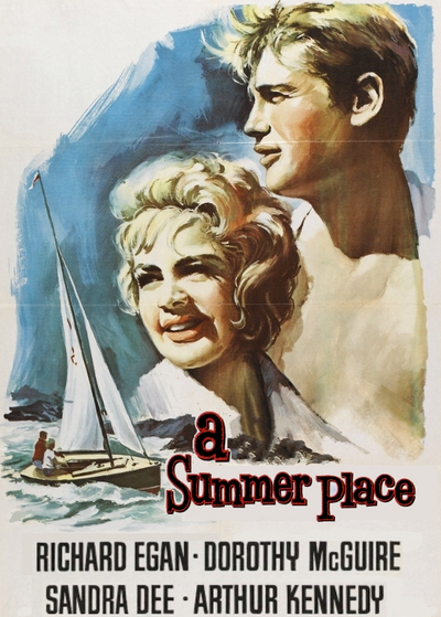 Summer place, based on the 1958 bestseller by sloan wilson, tells a
