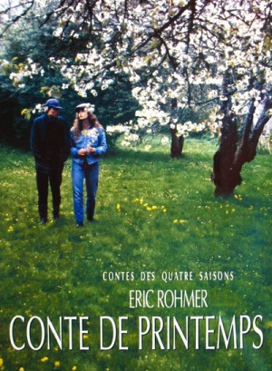 Conte de printemps / A Tale of Springtime (1990) Blu-Ray