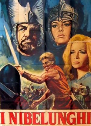 Die Nibelungen, Teil 1 - Siegfried (1966), Die Nibelungen, Teil 2 - Kriemhilds Rache (1967) DVD5 + DVD9