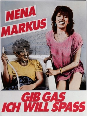 Gib Gas - Ich Will Spass! / Hangin' Out / Step on the gas / Hit the gas, I want some fun! (1983) DVD9