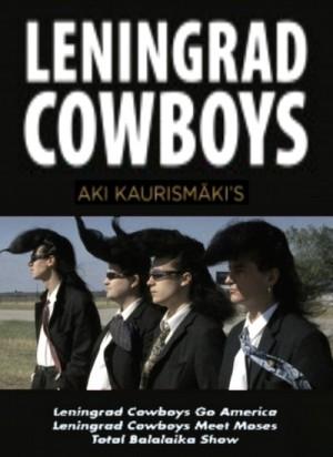 Eclipse Series 29: Aki Kaurismaki's Leningrad Cowboys
