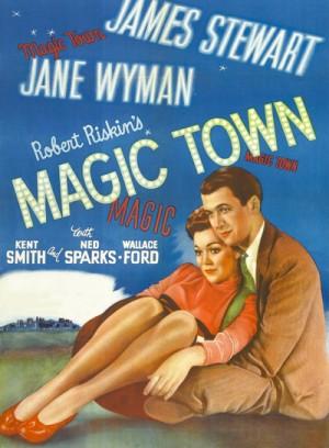 Magic Town (1947) DVD5, DVD9, Blu-ray