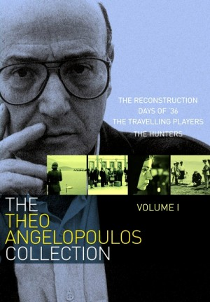 Theo Angelopoulos Collection Volume 1