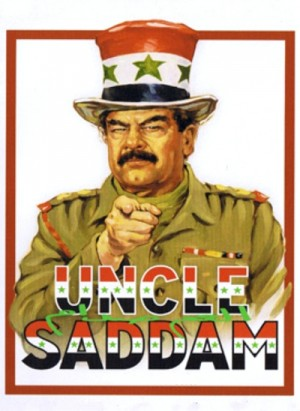 Uncle Saddam 2000