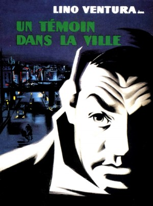 Un temoin dans la ville / Witness in the City (1959) DVD9