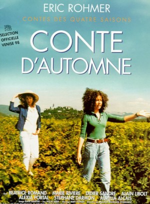 Conte d'automne / Autumn Tale (1998) Blu-Ray
