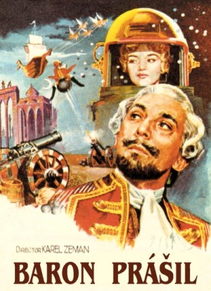 Baron Prasil / The Fabulous Baron Munchausen (1962) DVD9