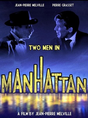 Deux hommes dans Manhattan / Two Men in Manhattan (1959) Blu-Ray