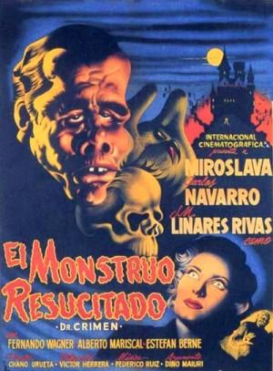 El monstruo resucitado 1953