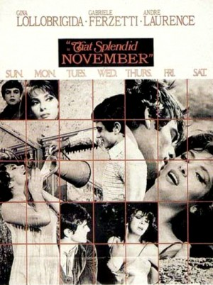 Un bellissimo novembre / That Splendid November (1969) DVD5
