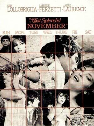 Un bellissimo novembre / That Splendid November (1969) DVD5
