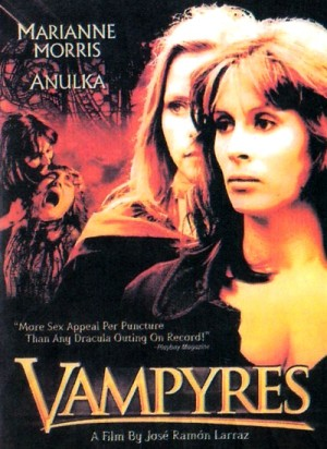 Vampyres / Daughters of Dracula / Blood Hunger (1974) DVD9