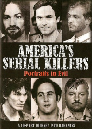 America's Serial Killers: Portraits in Evil (2009) 2 x DVD9