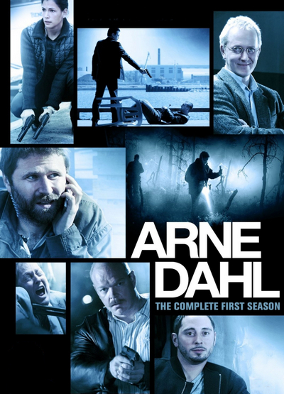 Arne Dahl The Complete First Season Misterioso The border=