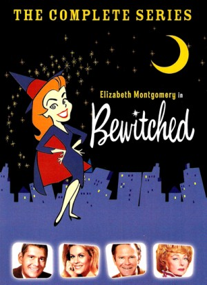 Bewitched (1964–1972) 42 x DVD The Complete Series