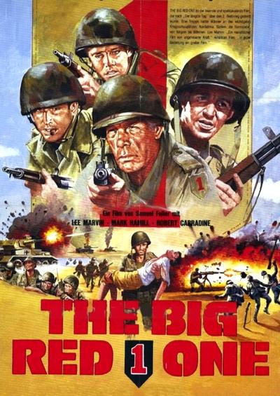 Wielka czerwona jedynka / The Big Red One (1980) PL.DVDRip.XviD-NN / Lektor PL